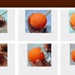 2.2 m 20 LED Boule Coton Guirlande Lumineuse à Piles pour la Fête de Noël d'Intérieur Mariage Vacances Célébration Festival Décoration, Vin rouge de la marque Ligege image 1 produit