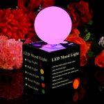 3 Boules Lumineuses - Sphères LED Lampes d'Ambiance avec Couleurs Changeantes, Lumières Rondes d'Atmosphère de PK Green de la marque PK Green image 1 produit