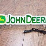 3d 12?V Lumi?re LED Neon plaque pour John Deere conducteur de tracteur Vert Sign Table illuminant Only Forward???Ne pas d?ranger les faire tout en Conduisant de la marque Other image 1 produit
