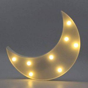 3d Funny Black Arrow Veilleuse LED Lampe décorative Pancarte pour enfants Chambre de bébé, fête, vacances, comme Kid Cadeau de la marque Yaeer image 0 produit