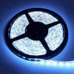 5M LED Bande SMD5050 300 Ampoules Eclairage Etanche Flexible Adapteur Inclus (Multicolore RGB) - PL709A+EU de la marque TKOOFN image 3 produit