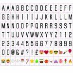 A4 cinématographique Boîte à lumière Panneau avec lettres et emoji pour les fêtes, les mariages, les jalons de promotion, Baby de la marque Gate 35 image 1 produit