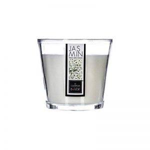 AC-Déco Bougie Parfumée 3 Mèches - D 13,5 x H 12,5 cm - Jasmin de la marque AC-Déco image 0 produit