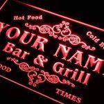 ADV PRO u11267-r DEVI Family Name Gift Bar & Grill Home Beer Neon Light Sign Enseigne Lumineuse de la marque ADV PRO image 2 produit