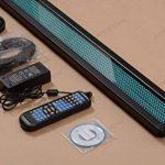 aftertech® Bleu enseigne 95x 10lumineuse LED coulissant publicitaire 840led de la marque Aftertech® image 1 produit