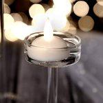 AGPtek Lot 12 LED Bougie Flottante sans Flamme Etanche Flottant pour Decoration de Wedding Party Maison - Blanche Chaude de la marque AGPTEK image 2 produit