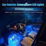 AMBOTHER LED RGB Ruban Bande Néons APP Contrôleur Multicolor Auto12V de la marque AMBOTHER image 1 produit