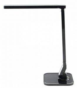 Ampoule LED dimmable. Réglable Couleur de la lumière: lumière du jour pour bureau, lumière chaude pour lire au lit. amélioré 2016er modèle avec Anti Glare Side Emitting LED de la marque Amoveda image 0 produit