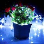 Ankamall Elec 16 Pack 20 LEDs Bouton lumineux pour caisson de batterie de 6,5 pieds (non compris) Lumière du jour blanche pour décorations de Noël/jardin de la marque Ankamal Elec image 2 produit
