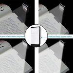 Areson Lampe de lecture LED à pince Solide Interrupteur 4niveaux de luminosité livre lumière Multifonction: marque-page, lampe de lecture pour livre, liseuse, etc. de la marque Areson image 4 produit