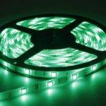 Auralum® 5M RGB Color SMD 5050*150 Leds 12V 36W 2250LM IP65 LED Bande Strip Flexible + 44 Key Contrôleur + DC 12V Source de Courant de la marque AuraLum image 4 produit