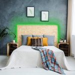 B.K. Licht ruban LED 5m, guirlande lumineuse, ruban adhésif lumière décorative blanche & multicolore, éclairage intérieur, IP20, 24W, longueur 5m de la marque B.K.Licht image 3 produit