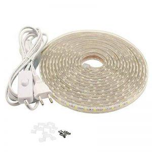 bandeau led blanc chaud TOP 2 image 0 produit