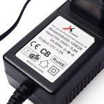 Bloc d'alimentation adaptateur secteur 100-240V vers 12V 2A 24W avec cordon d'alimentation prise UE pour ruban à LED LD137 de la marque XCSOURCE image 1 produit