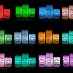 bougie change de couleur TOP 13 image 3 produit