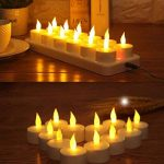 bougie de table led TOP 6 image 1 produit