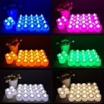bougie de table led TOP 9 image 2 produit