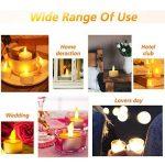 bougie electrique rechargeable TOP 11 image 2 produit