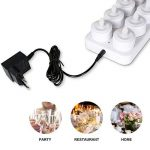 bougie electrique rechargeable TOP 12 image 2 produit