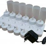 bougie electrique rechargeable TOP 2 image 4 produit