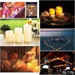 bougie à flamme vacillante TOP 8 image 2 produit