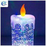 bougie led bleu TOP 11 image 1 produit