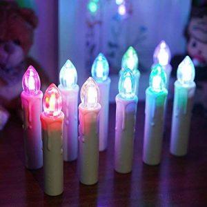 bougie led lumineuse TOP 8 image 0 produit