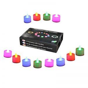 Bougie led multicolore : faites le bon choix TOP 0 image 0 produit