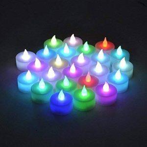 Bougie led multicolore : faites le bon choix TOP 11 image 0 produit