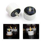 bougie led solaire TOP 10 image 4 produit