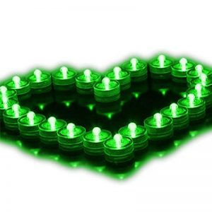 bougie led verte TOP 7 image 0 produit