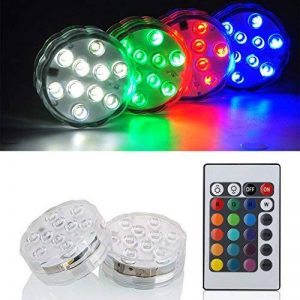 bougie rgb led TOP 2 image 0 produit