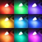 bougie rgb led TOP 9 image 3 produit