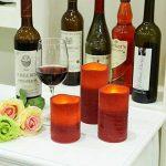 bougie rouge led TOP 1 image 1 produit
