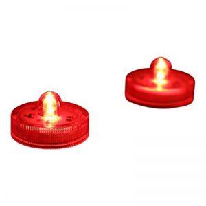 bougie rouge led TOP 5 image 0 produit