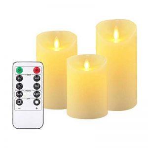 bougie sans flamme led TOP 4 image 0 produit