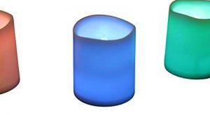 bougie sans flamme rechargeable TOP 1 image 0 produit