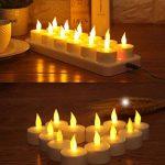 bougie sans flamme rechargeable TOP 2 image 1 produit