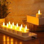 bougie sans flamme rechargeable TOP 2 image 3 produit