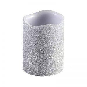 BOUGIE VOTIVE LED PAILLETTE GM AR de la marque Féérie light & Christmas image 0 produit