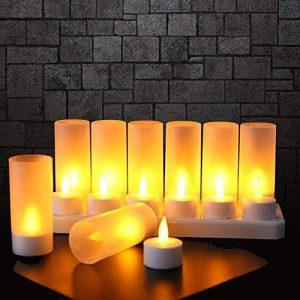 bougies led avec flamme TOP 7 image 0 produit
