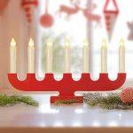 Bougies LED lumineuses avec télécommande, 20 belles bougies pour toutes les occasions spéciales by CASCACAVELLE de la marque Cascacavelle image 1 produit