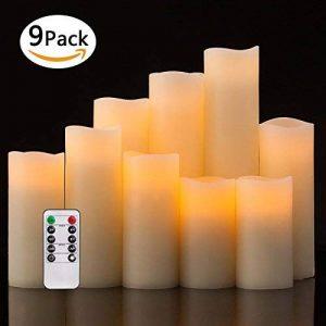 bougies à piles led TOP 11 image 0 produit