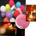boule de coton lumineuse TOP 11 image 1 produit
