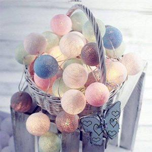 boule de coton lumineuse TOP 9 image 0 produit