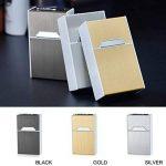 Briquets Allumeur de Cigarette métal Masculine créative-d'or 8.6cm(3.4 Pouce) de la marque Briquets image 4 produit