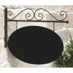 chemin_de_campagne Enseigne Plaque Style Plaque Métal Ardoise de Porte Portail Mural en Fer de la marque image 3 produit