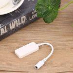 Contrôleur Mini LED WiFi DC 5-28V pour bande de lumière LED étanche RVB réglable 16 millions de couleurs avec téléphone portable - Blanc de la marque Delicacydex image 1 produit