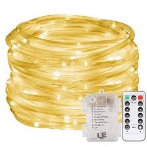 cordon lumineux extérieur noël TOP 2 image 0 produit