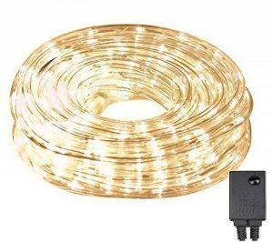 cordon lumineux extérieur noël TOP 4 image 0 produit